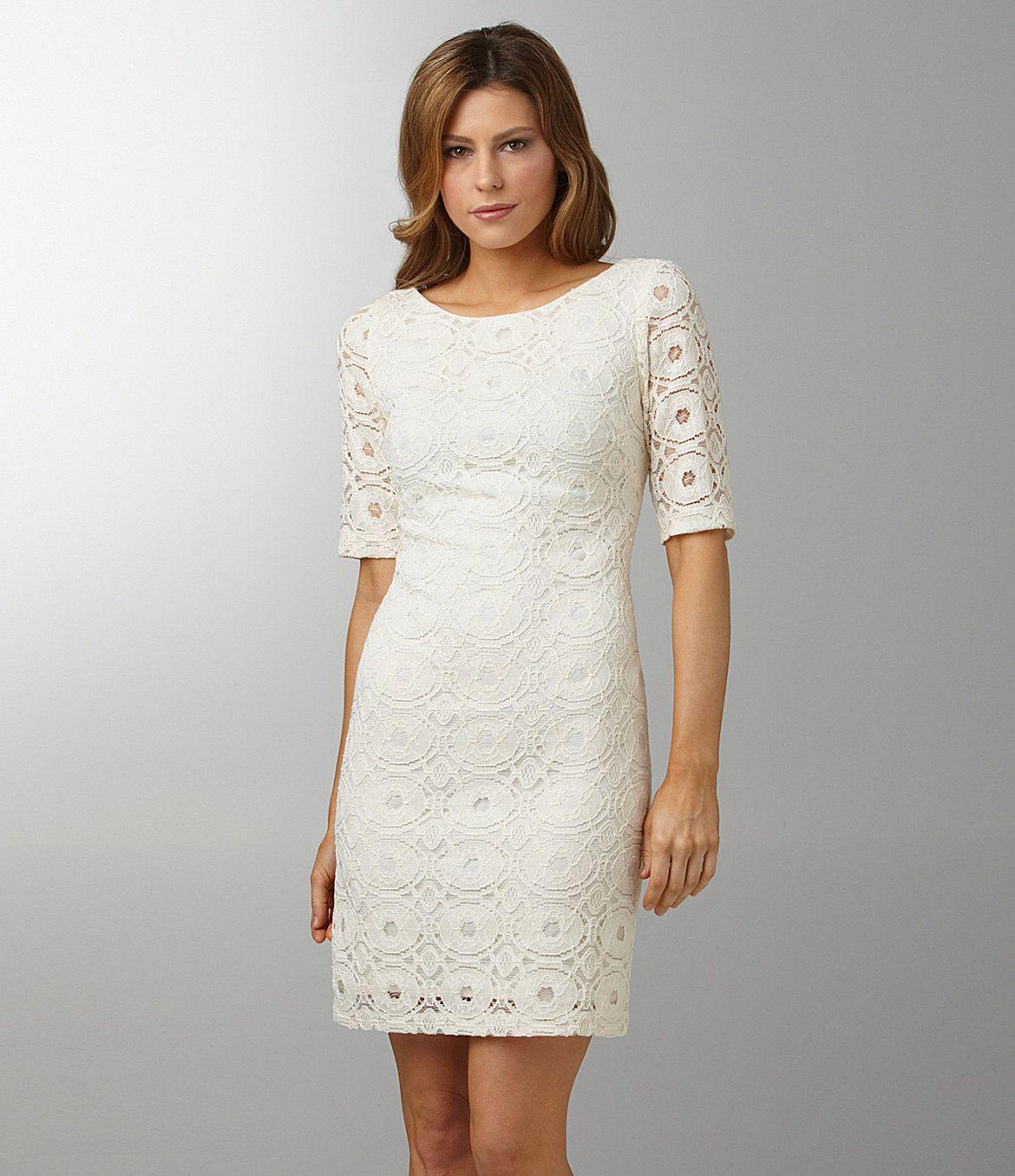 LOVE this Lace Dress! | My Style | Pinterest | Lace sheath dress ...