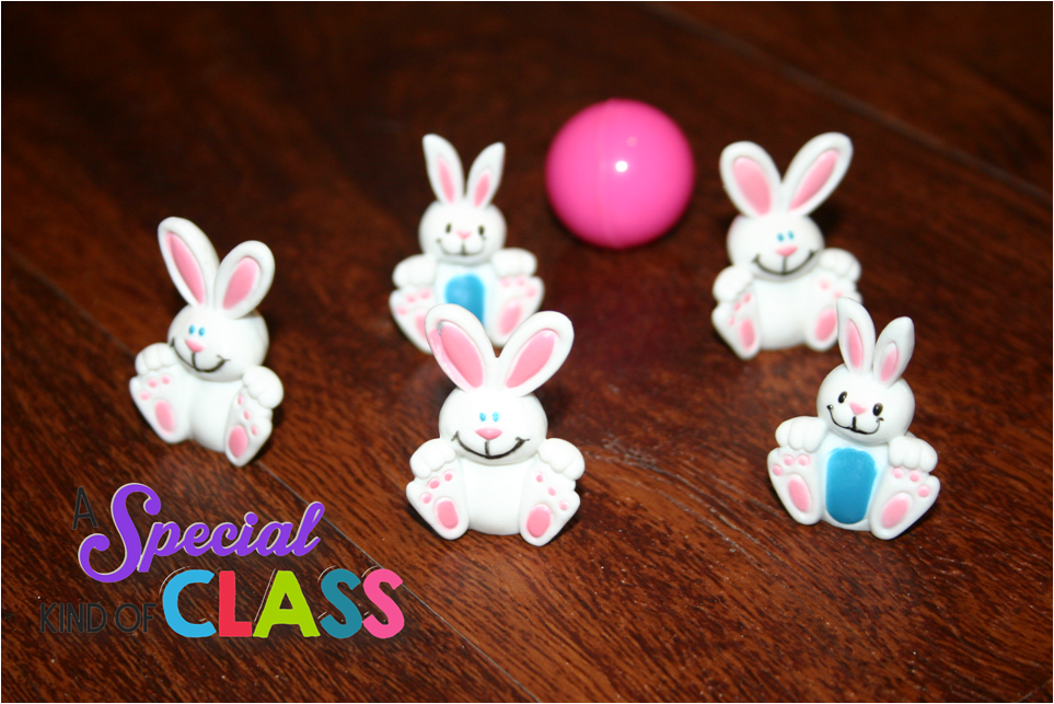 Ideas for Dollar store finds for Easter.