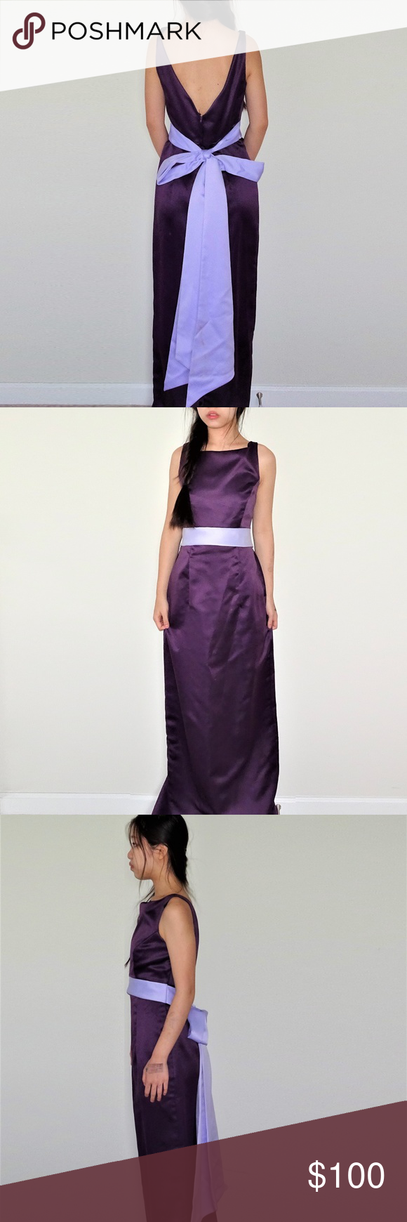 Large Bow High Neck Grecian Wedding/Prom Dress - Floor length - Tie yourself bow - Zipper in back  - Made in USA Jordan Dresses Wedding #grecianweddingdresses Large Bow High Neck Grecian Wedding/Prom Dress - Floor length - Tie yourself bow - Zipper in back  - Made in USA Jordan Dresses Wedding #grecianweddingdresses