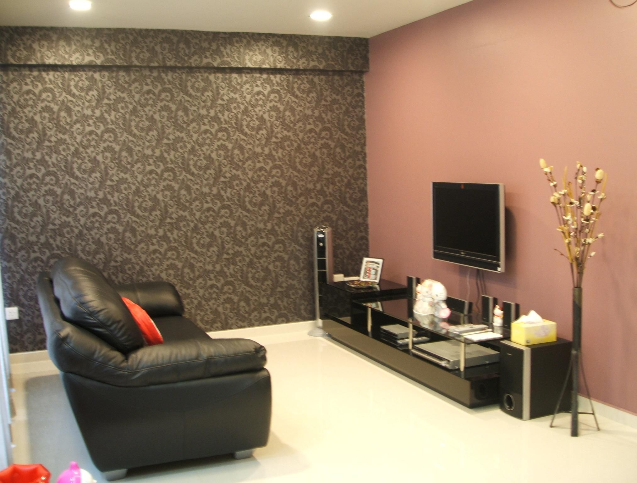 Bedroom Tv Room Design Idea Also Beautiful Sofa Design Idea Then