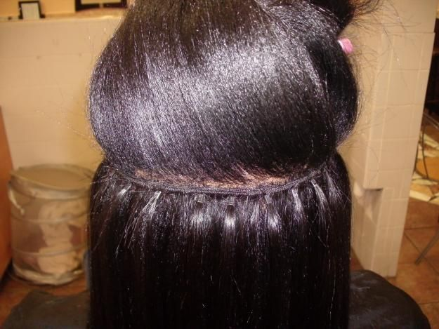 Ms. Style and Grace: Braidless Sew-In Weave! | Hair & Skin | Pinterest