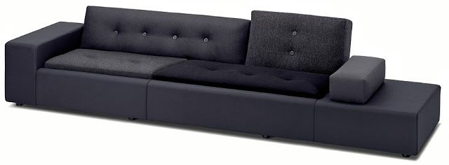My Magical Attic Vitra Polder Sofa Design By Hella Jongerius