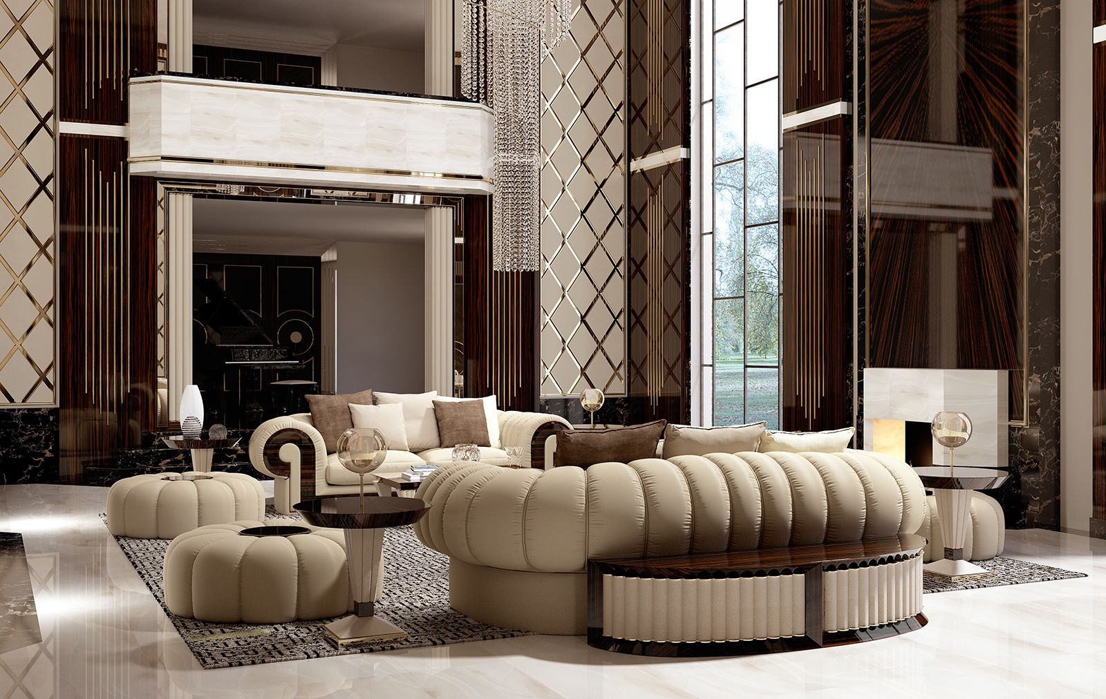 Italian Contemporary Sofas Italian Furniture For Exclusive And Modern Design 新贵