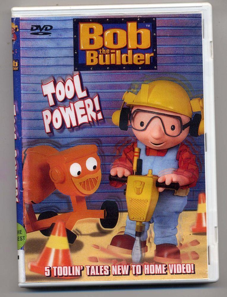 Bob The Builder Tool Power Movies For Children Pinterest