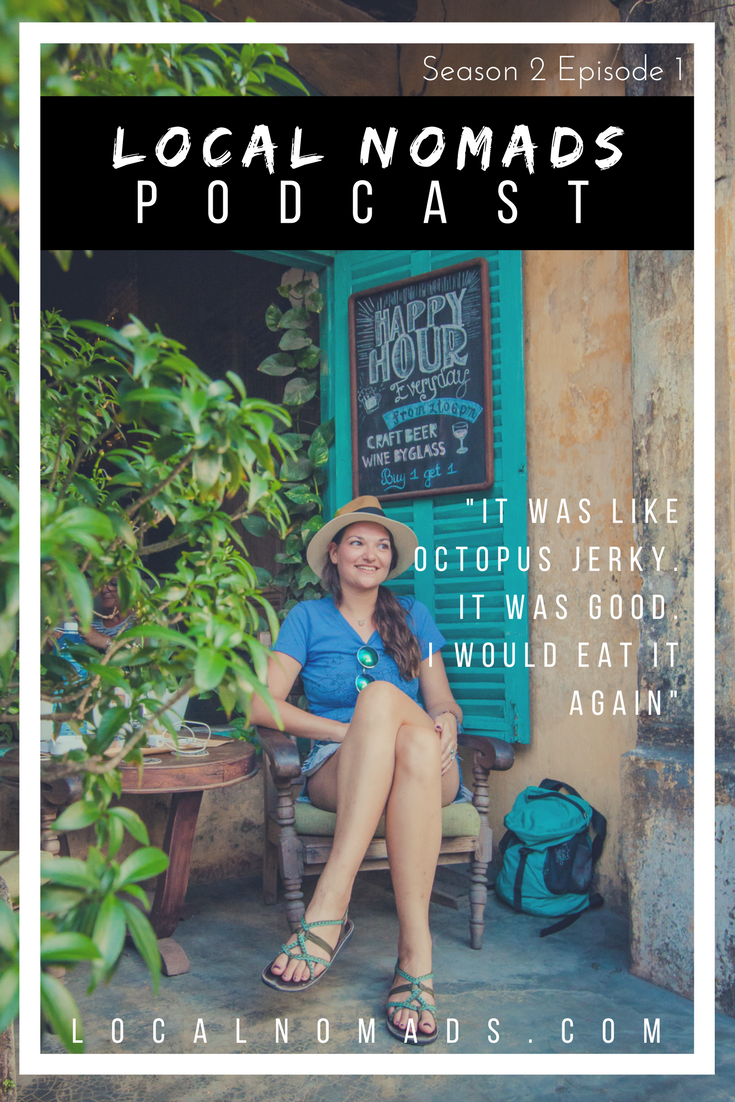 Welcome to Season 2! In this Episode we talk about how we've been living the digital nomad lifestyle for almost a year now, and managed to visit and work from over 10 countries so far in 2017. Travel | Wanderlust | Work and Travel | Travel Podcast | Indie Travel