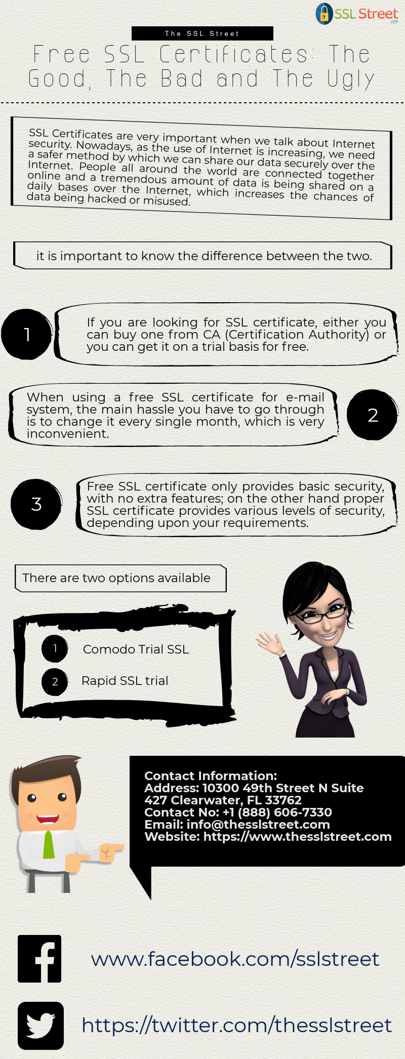 Free Ssl Certificates The Good The Bad And The Ugly The Ssl