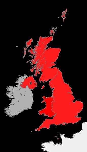 La División Política De Las Islas Británicas Es Reino Unido Oficialmente Denominado Reino Unido De G República De Irlanda Irlanda Del Norte Islas Britanicas