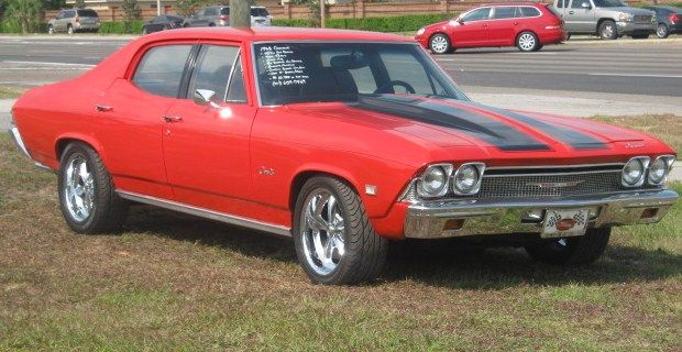 1968 Chevy Chevelle 4door Chevy Chevelle Chevelle Chevy