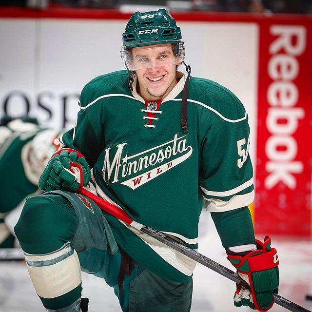Minnesota Wild On Instagram Give Ehaula A Follow Minnesota Wild Wild Hockey Hockey Baby