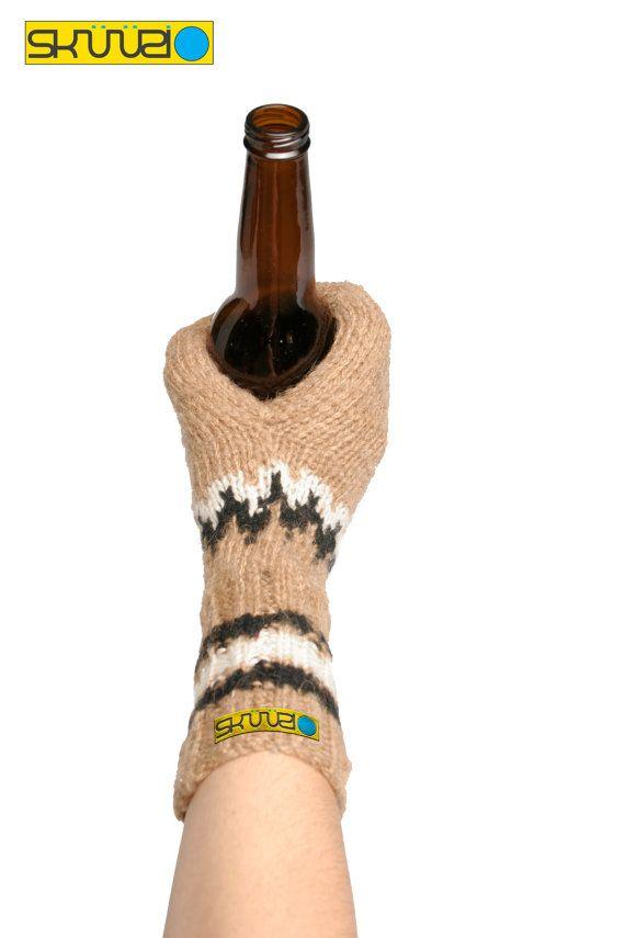 Skuuzi The Scandinavian Koozie Brown by Skuuzi on Etsy, $29.99 ...