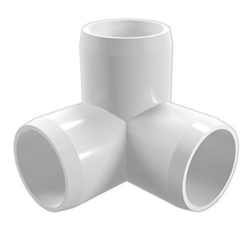 Pin On 3 Way Elbow Tee Pvc Fitting 1 1 2 Size Elbow Furniture Grade White 4 Pack Pipe