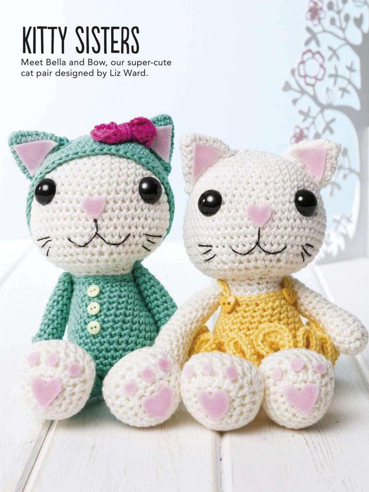 Simply Crochet Amigurumi Collection Vol. 2 2017 - 轻描淡写 ...