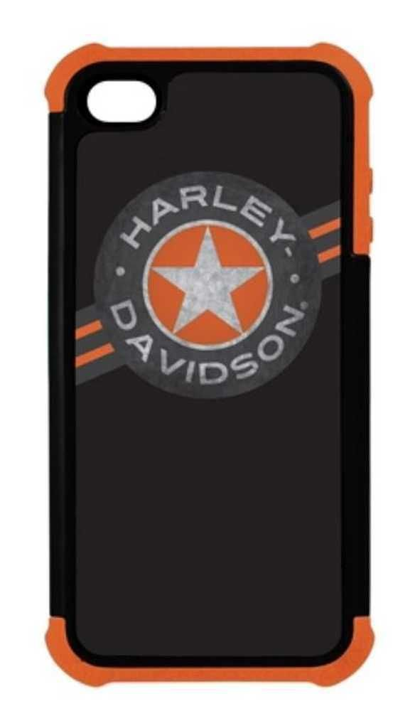 finest selection 15130 ca72b Harley Davidson Phone Case Cover iPhone 5 / 5S / SE Heavy Duty Black ...