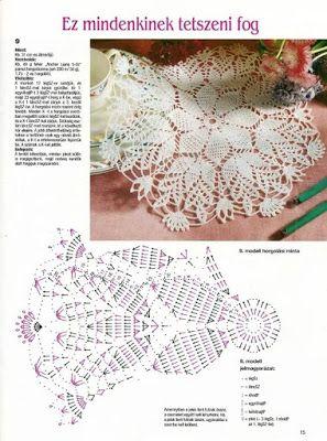 Croches Da Leticia Graficos De Sousplat Em Croche Tutorial De Flor Em Croche Guardanapo De Croche Padroes Doily