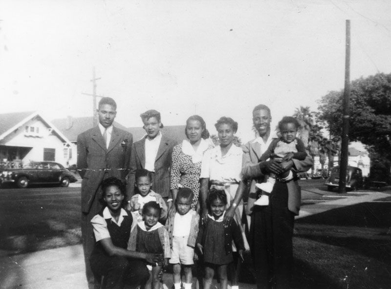 The History Of South Central Los Angeles And Its Struggle With Gentrification La History The Great Migration History