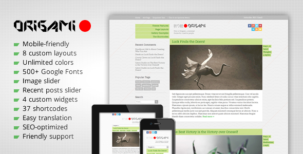 Premium Wordpress Theme | Theme For Wordpress | Pinterest