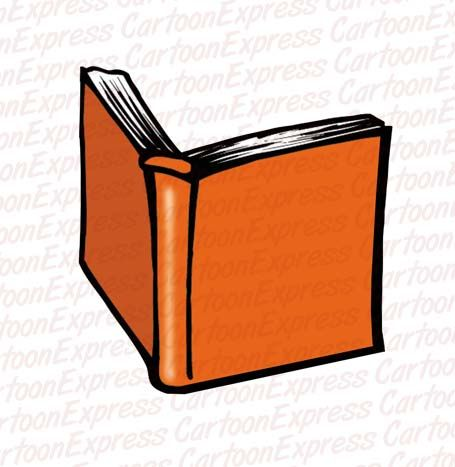 Book Image Cartoon