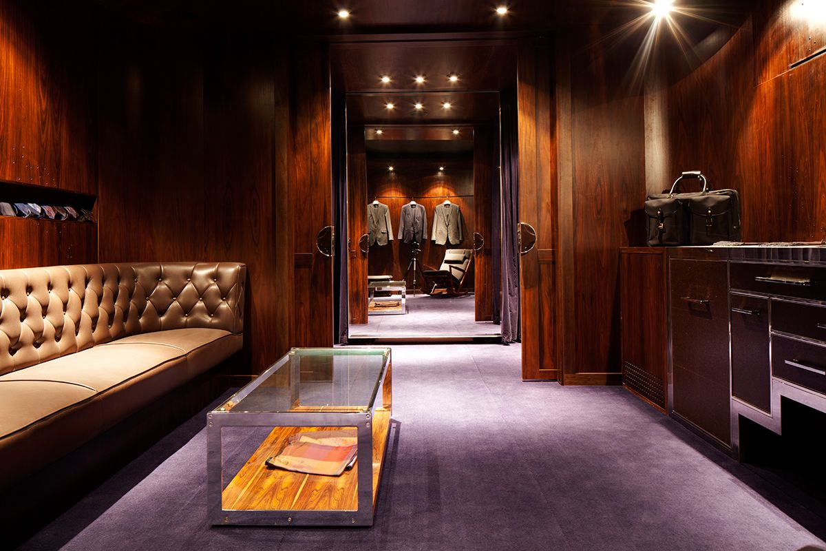 Luxury Men Bedrooms london based luxury mens tailor spencer hart launches a new secret