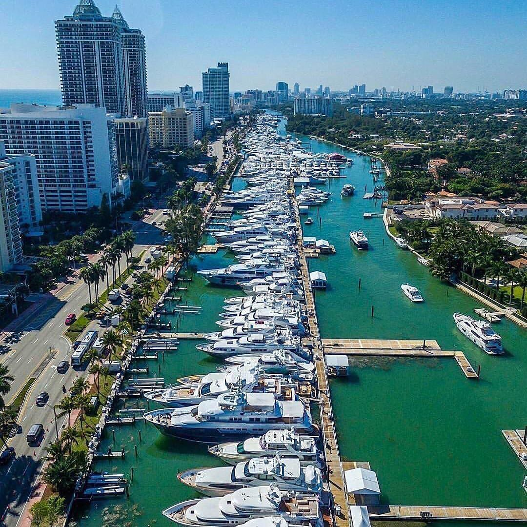 Miami Florida Nightlife: Ready For The 29th Annual Yachts Miami Beach By @topflight