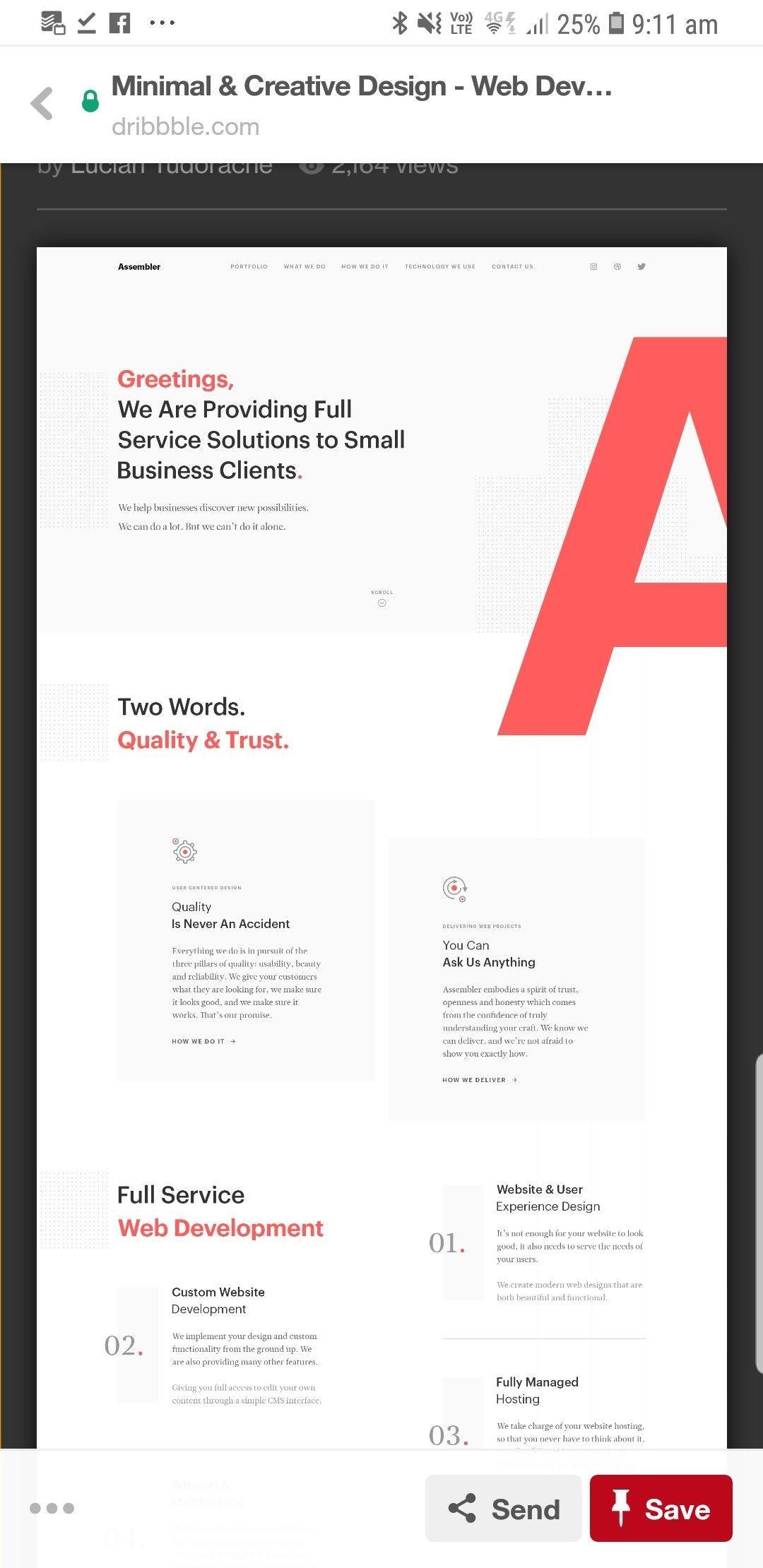Minimalist Website Design In 2020 Minimalist Web Design Simple Web Design Web Design