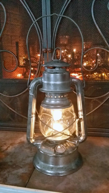 Dietz 1942 Little Wizard Old Lanterns Lanterns Oil Lamps