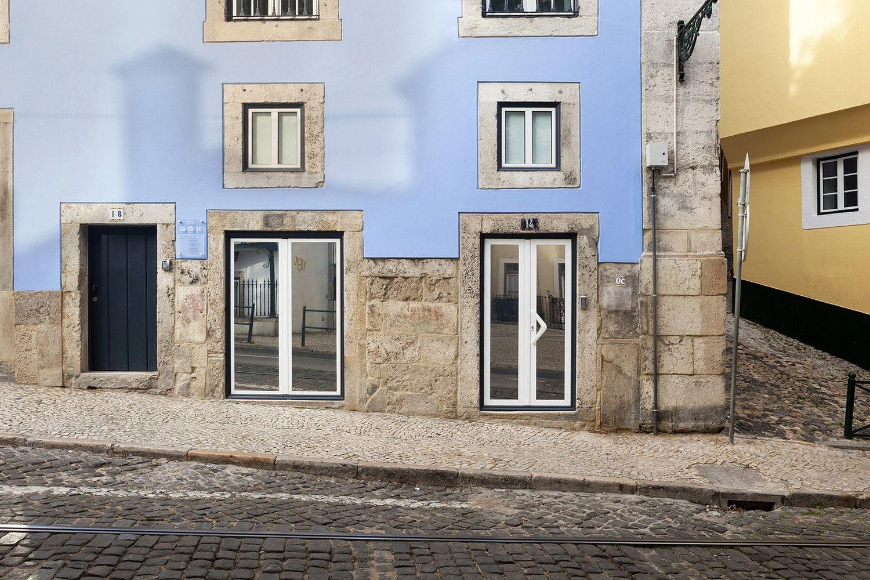 Galería de Hola Lisboa Castello / André Espinho Arquitectura - 2
