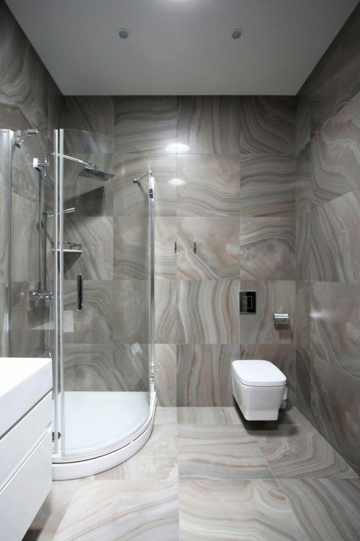 salle de bain douche moderne. Black Bedroom Furniture Sets. Home Design Ideas