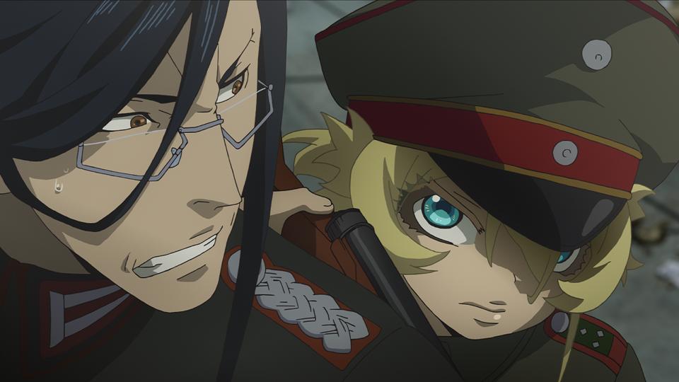 Youjo Senki Episode 2 TV Anime Winter 2017 Screenshot