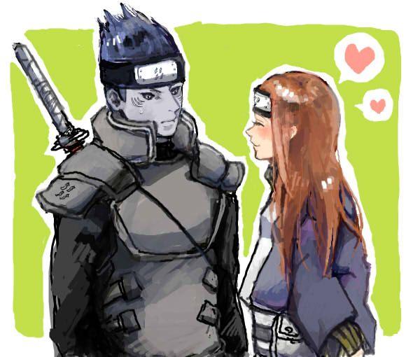 也有女生對鬼鮫~|Kisame and the girl who asked him out