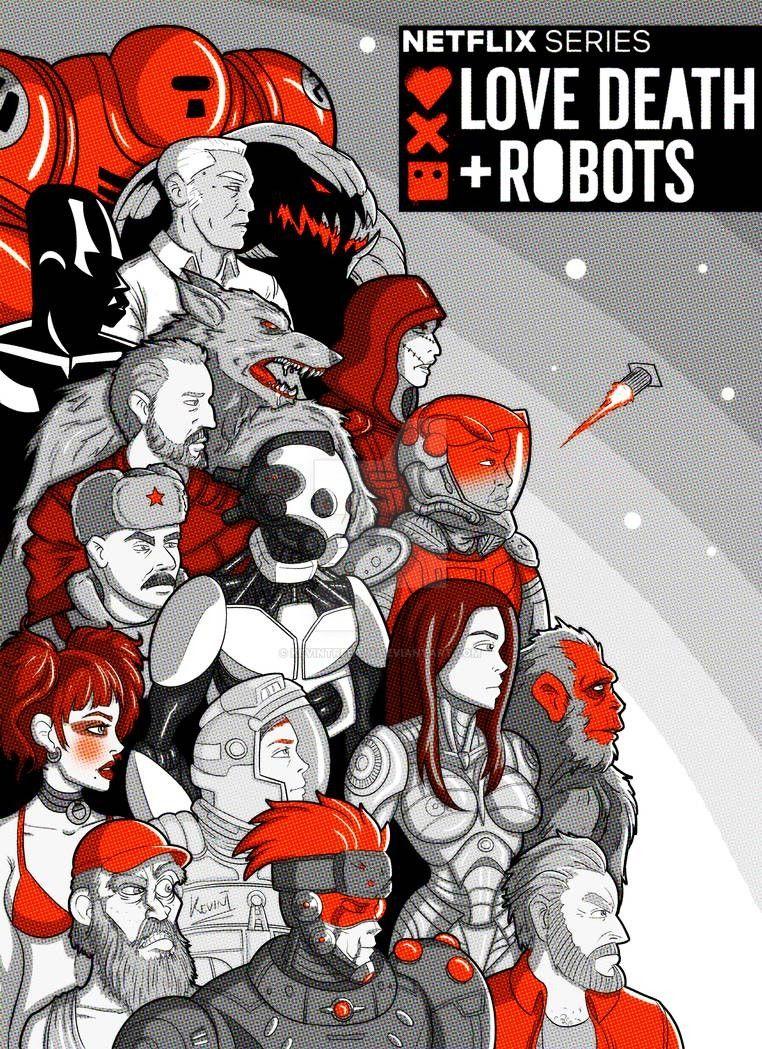 Pin By Chalonda On Amazing Art Robot Wallpaper Robot Art Robots Art Illustration