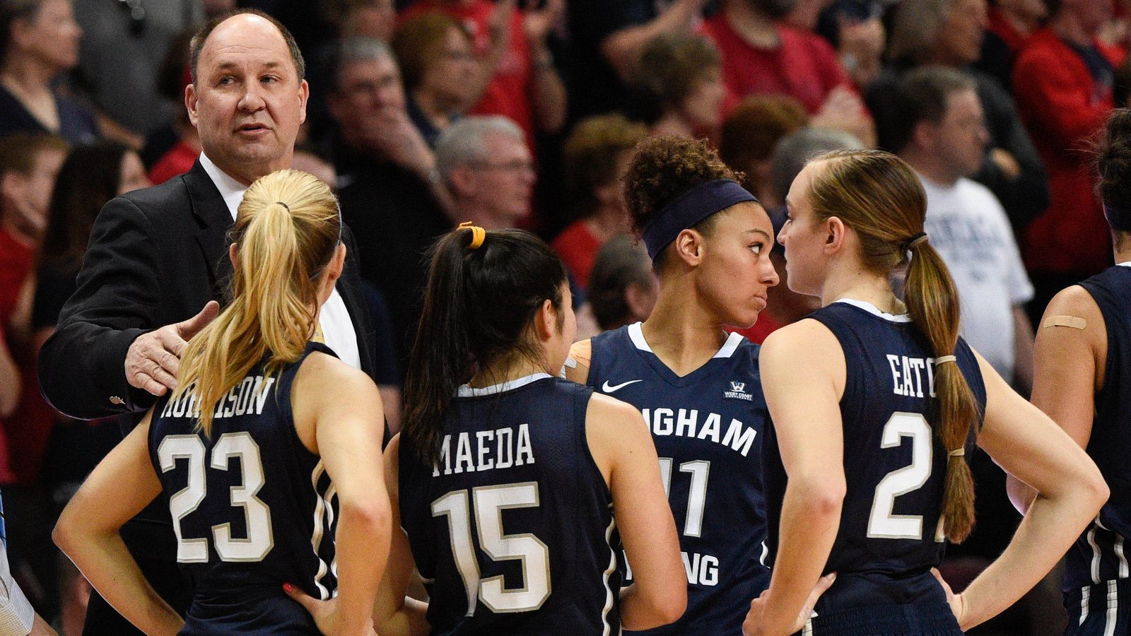 Byu Women S Basketball 2015 Non Conference Schedule Announced Womens Basketball Basketball Schedule Byu Basketball