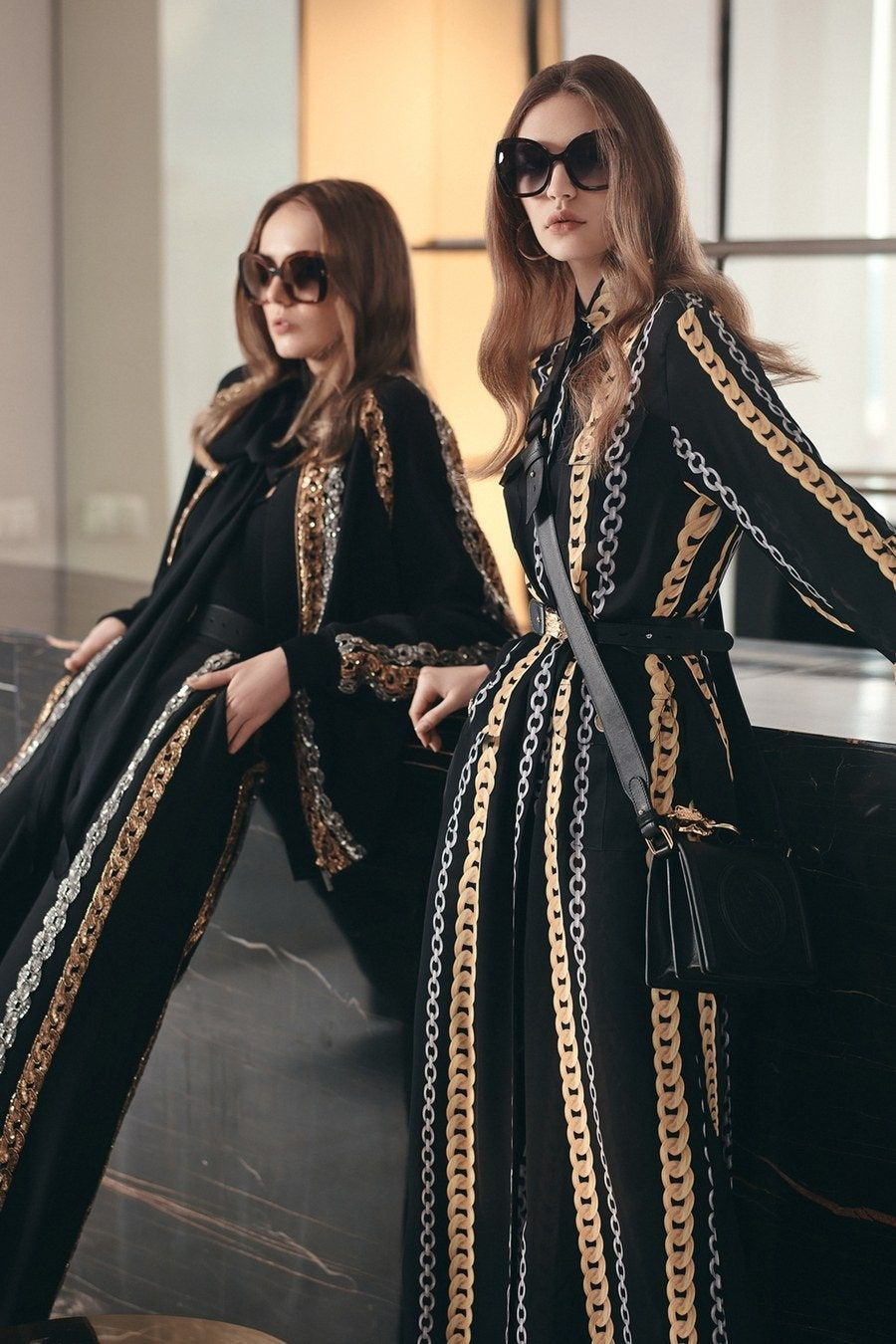 Elie Saab Pre-Fall 2019 Fashion Show -  Elie Saab Pre-Fall 2019 collection, runway looks, beauty, models, and reviews.  - #ChristianDior #Elie #fashion #PreFall #ReadyToWear #RunwayFashion #Saab #Show #ZacPosen