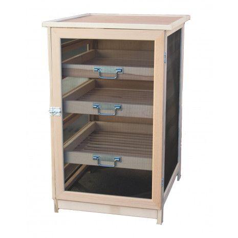 le lgumier fruitier bas est un meuble garde manger en bois de htre pratique et - Meuble Garde Manger