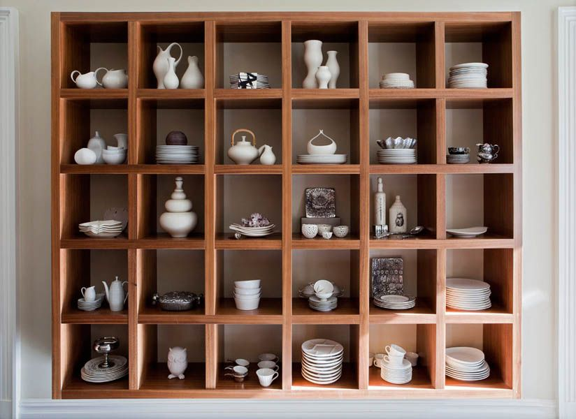 Charming How To Creatively Display Dinnerware In Your Home Good Looking