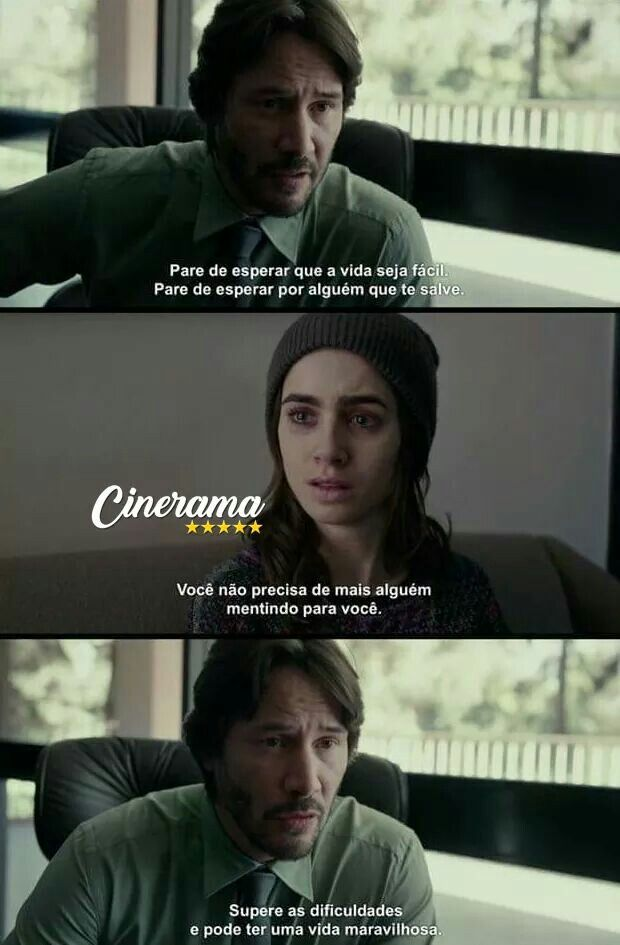 Filme O Mínimo Para Viver Filmes Séries Quotes Movies
