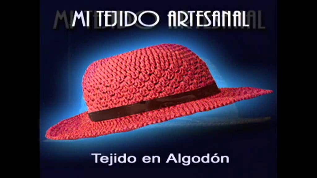 Único Patrón De Ganchillo Para El Sombrero Imagen - Ideas de ...