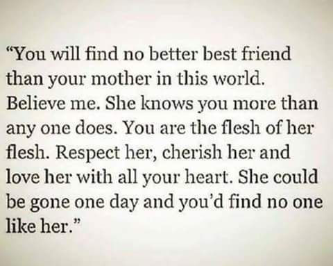 Flesh Of My Flesh No One Like Me Yeah This Is TRUE 💯 SO TRUE Best Quotes About Mothers Love