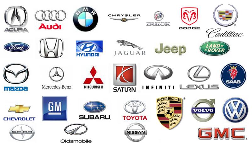 Popular Car Brand Logos Drawing Pinterest Car Brands Logos - Car sign with names
