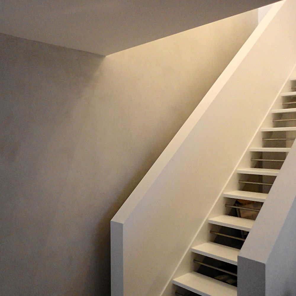 Clay plaster in notting hill plaster walls wall finishes and