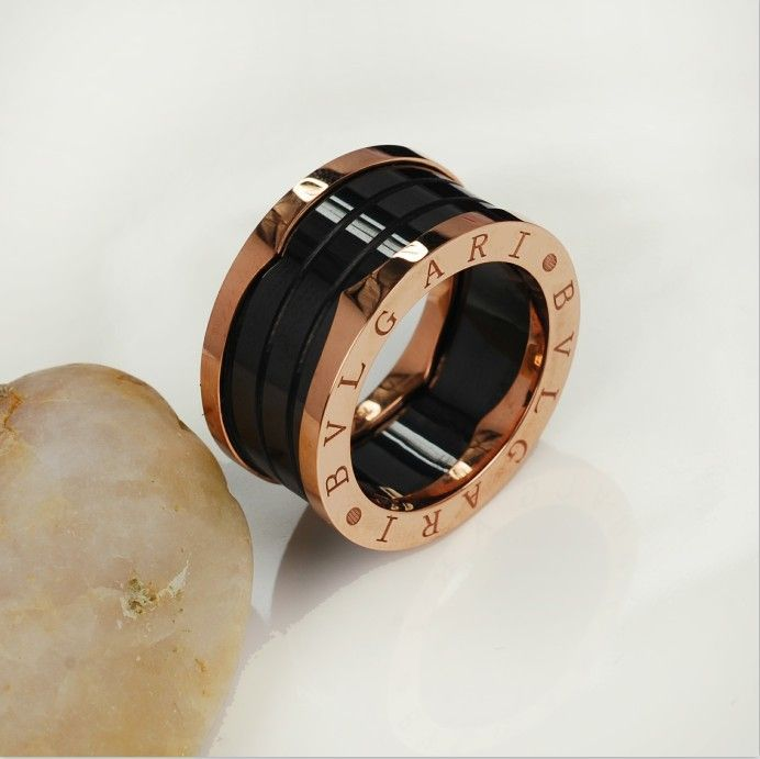 Mens rose gold band Wedding Ring Inspiration Pinterest Ring