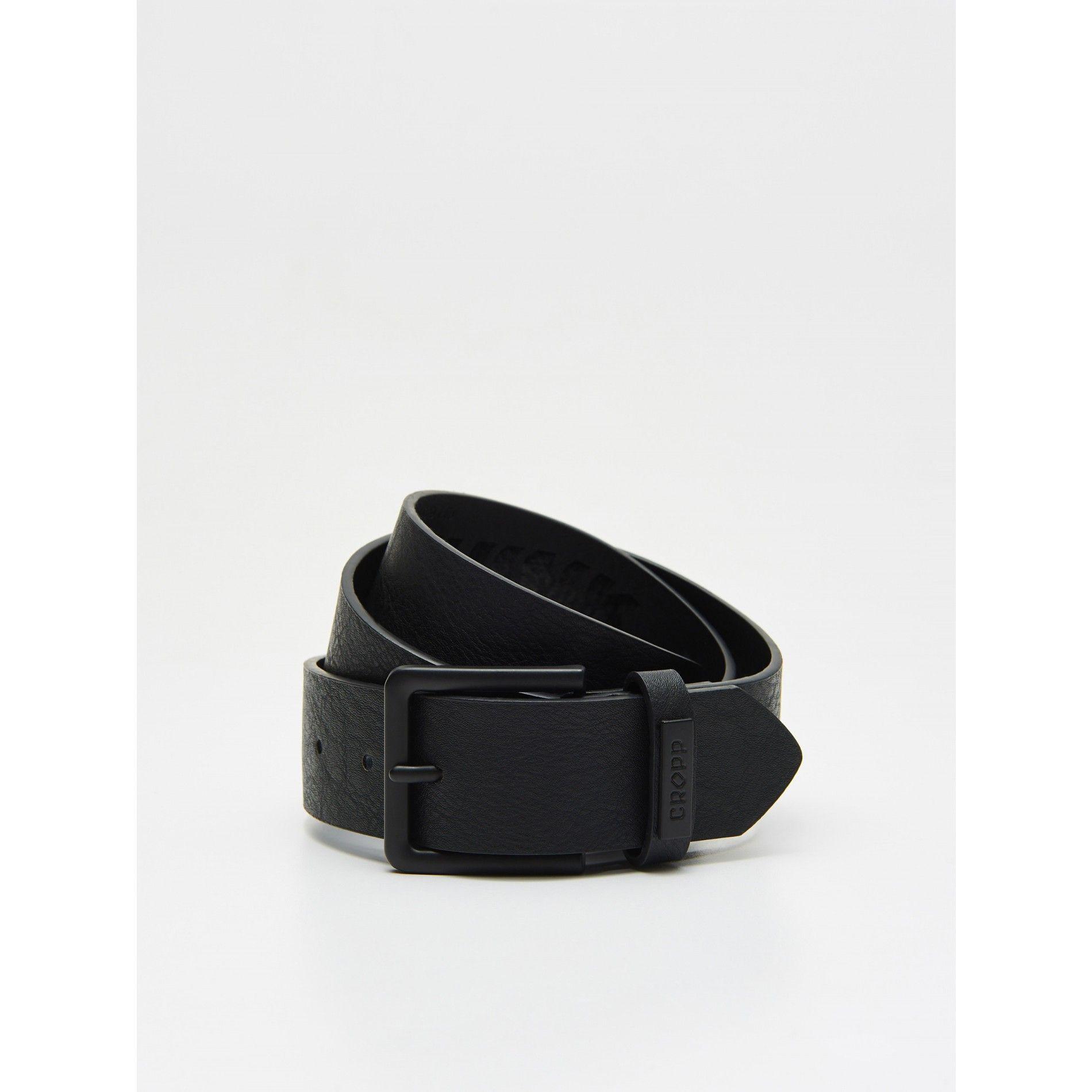 Pasek Z Eko Skory Z Faktura Cropp Belt Men Accessories