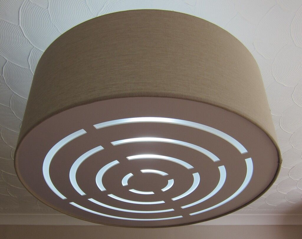 Lampshade Diffuser Louvered | Lampshade Diffusers | Pinterest ...