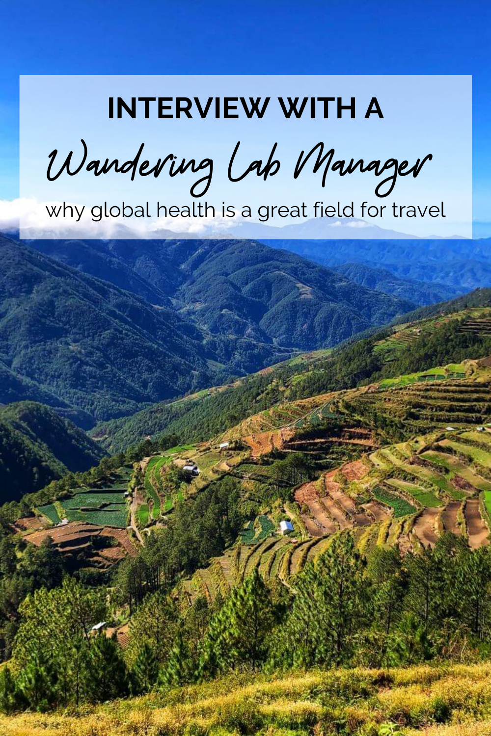 How Global Health Jobs Offer Unique Travel Opportunities A Woman Of The Week Interview In 2020 Travel Travel Inspiration Global