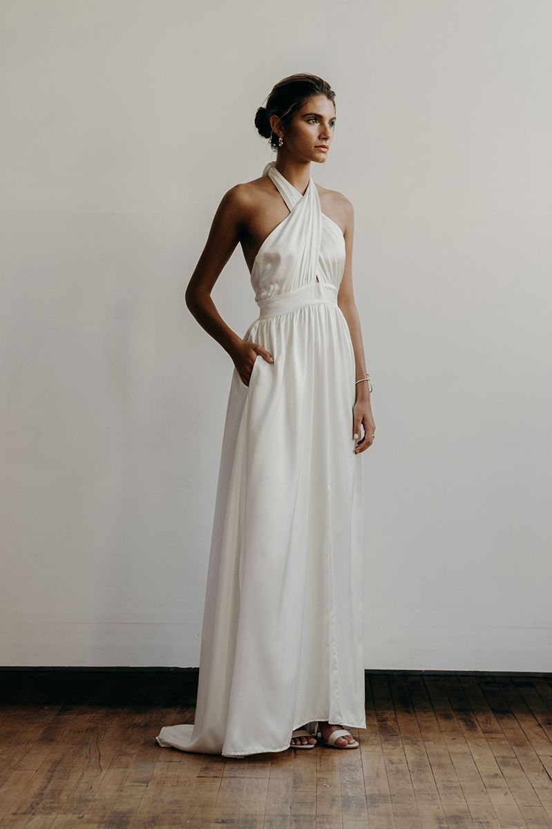 The Sarah dress | Lena Medoyeff Studio | Bridal | Portland, Oregon ...