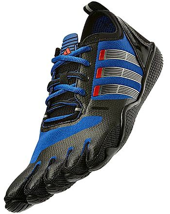 Forefoot Running Shoes: Adidas Adipure