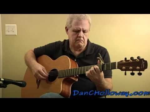 Fire And Rain James Taylor Fingerstyle Guitar Youtube Finger