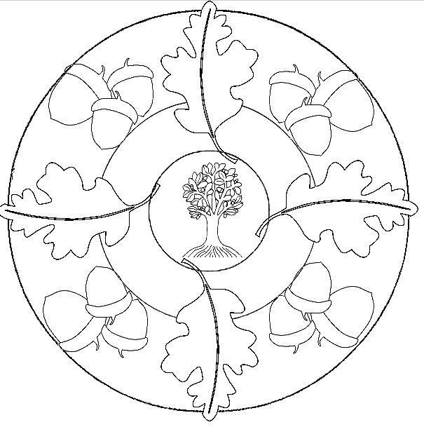 Picasa Web Albums Petitmon Recursos Tardor Mandales Mandala Coloring Pages Mandala Coloring Coloring Pages