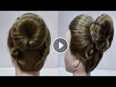 4 Easy And Beautiful Juda Hairstyles For Girls Hair Style Girl
