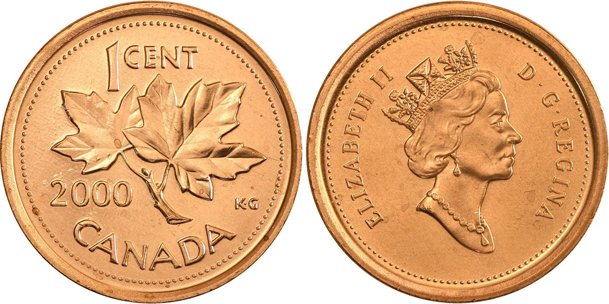current canadian coin values