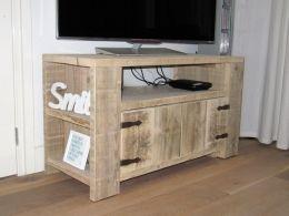 Steigerhouten Tv Kast : Steigerhouten tv kast tv meubeltje van steigerhout steigerhouten